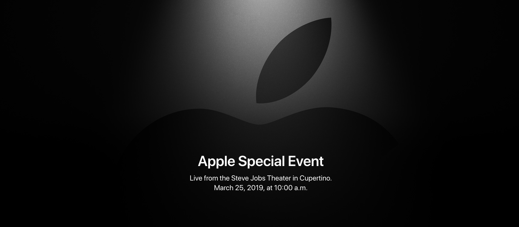 Photo of Apple Confirms 'Show Time' Special Event for March 25