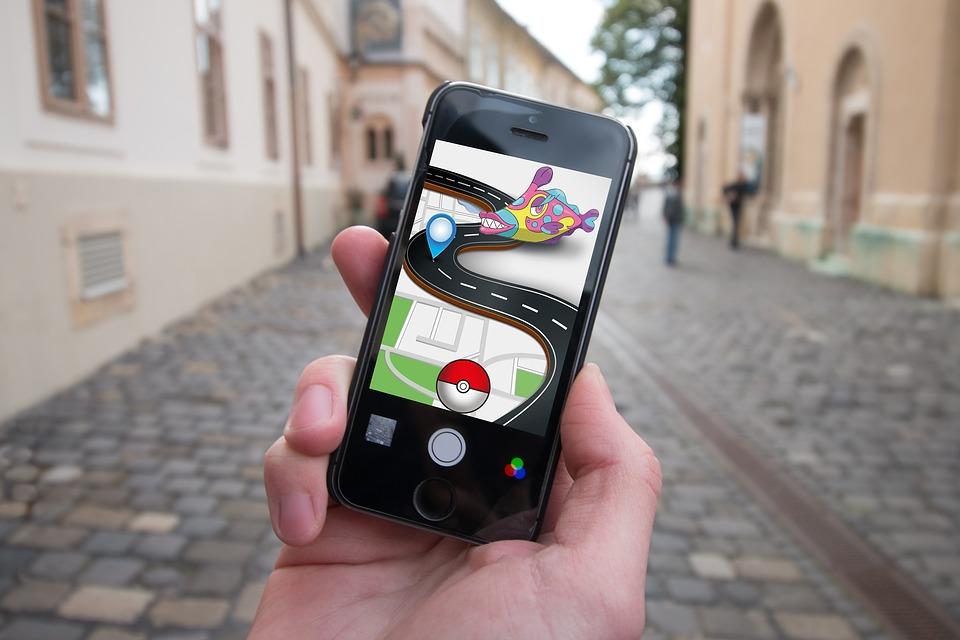 Photo of Augmented reality headset on the horizon