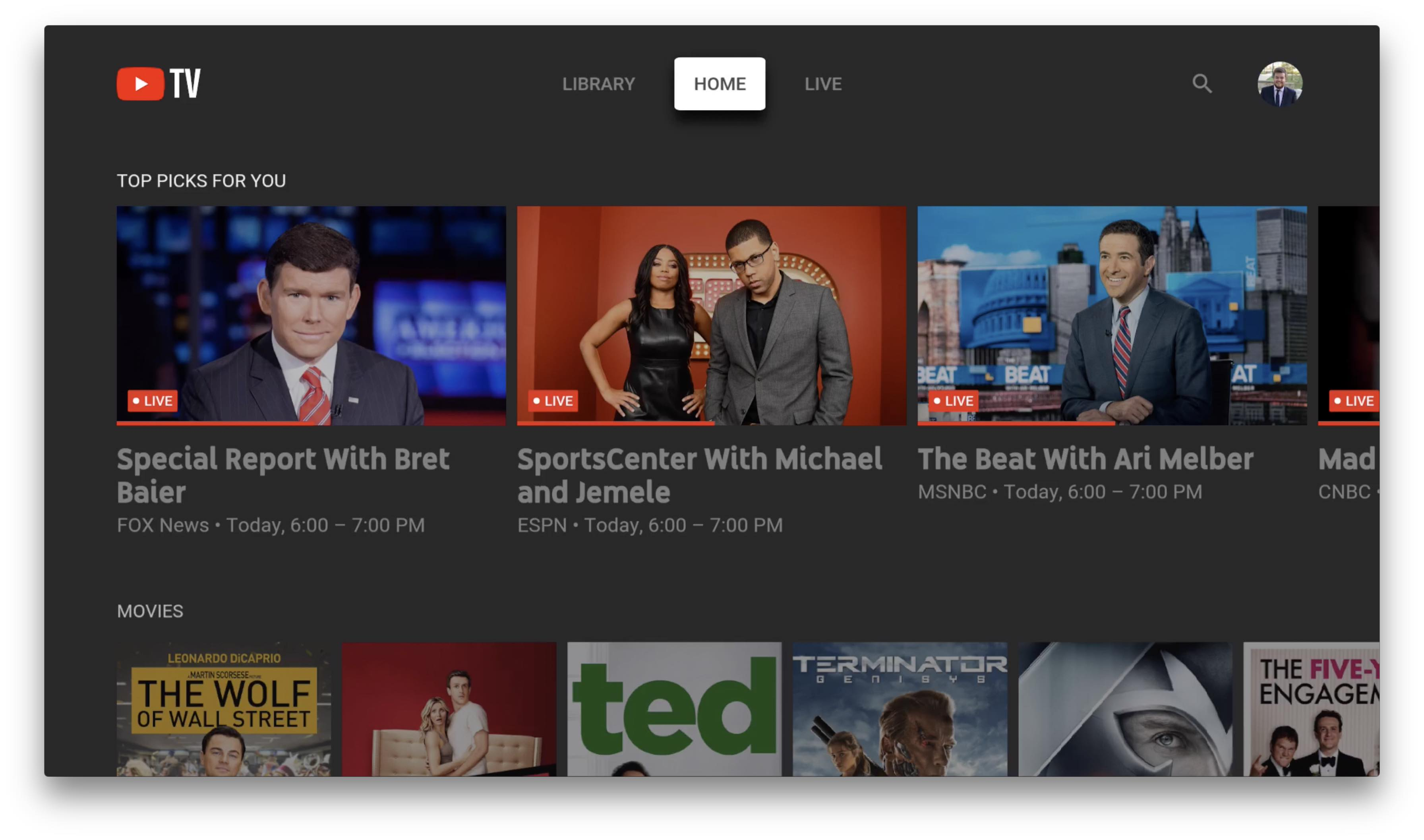 Photo of Hulu and YouTube Growing Live TV Subscribers, Nearing 3 Million