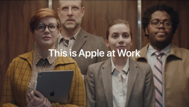 Photo of Apple Targets Business Customers with New 'Apple at Work' Ad