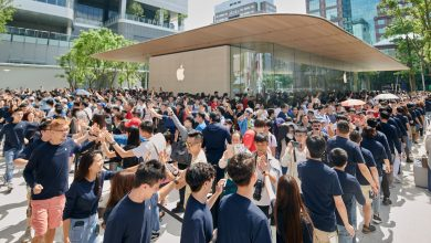 Photo of Apple Xinyi A13: The latest Apple Store in Taiwan is now open