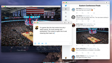 Photo of Twitter shares more details on its new Mac app