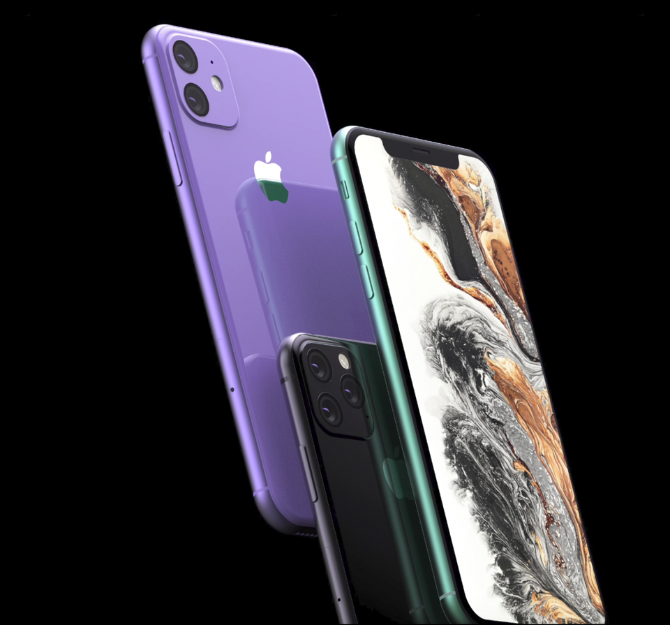 New Iphones 2020.Apple Considering Ipad Pro Style Promotion Displays For 2020