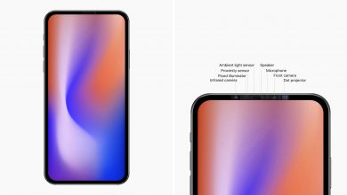 Photo of Notchless iPhone: Could Apple remove the notch in 2020?