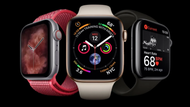Photo of New patents reveal Apple Watch with self-tightening, LED progress bar, and skin texture authentication features