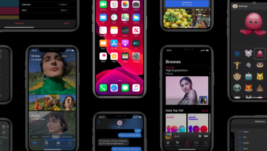 Photo of New benchmarks show Dark Mode significantly improves iPhone battery life