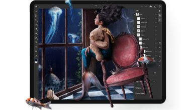 Photo of Adobe brings Photoshop to the iPad
