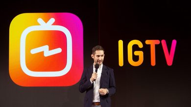 Photo of Instagram drops IGTV button from its app