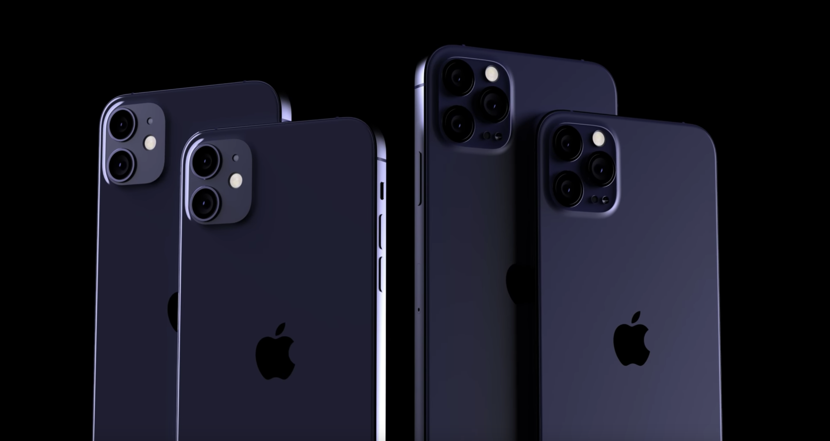 Apple expected launch iPhone 12 with new Navy Blue color