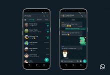 Photo of Dark Mode for WhatsApp rolling out on iOS