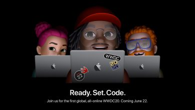 Photo of Apple announces virtual WWDC20 will kick off on June 22