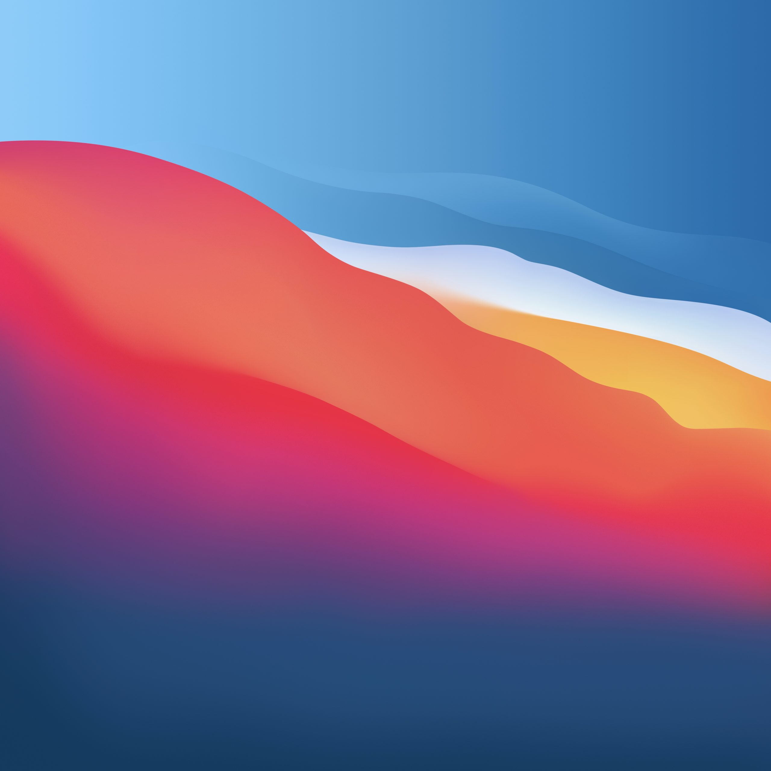 Download Macos Big Sur Wallpapers For Your Mac And Iphone Applemagazine