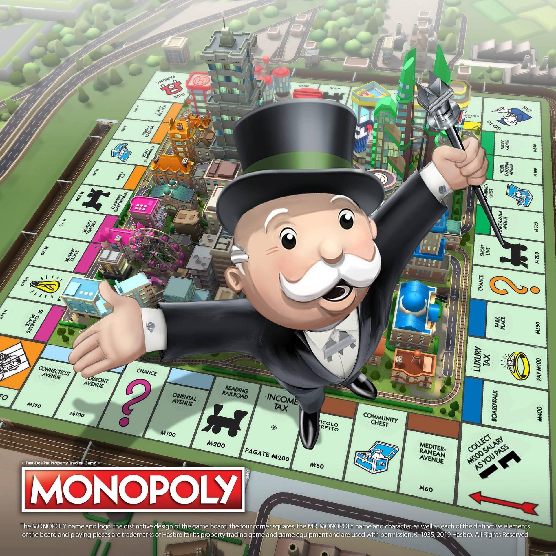 Monopoly iOS