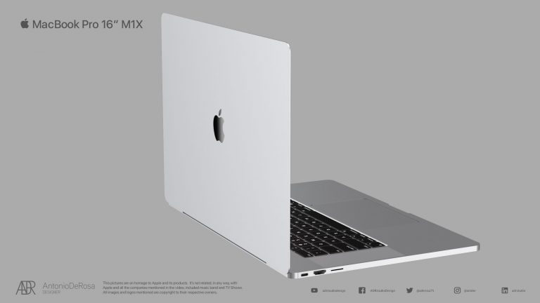 Apple could announce new MacBook Pro at WWDC 2021 ...