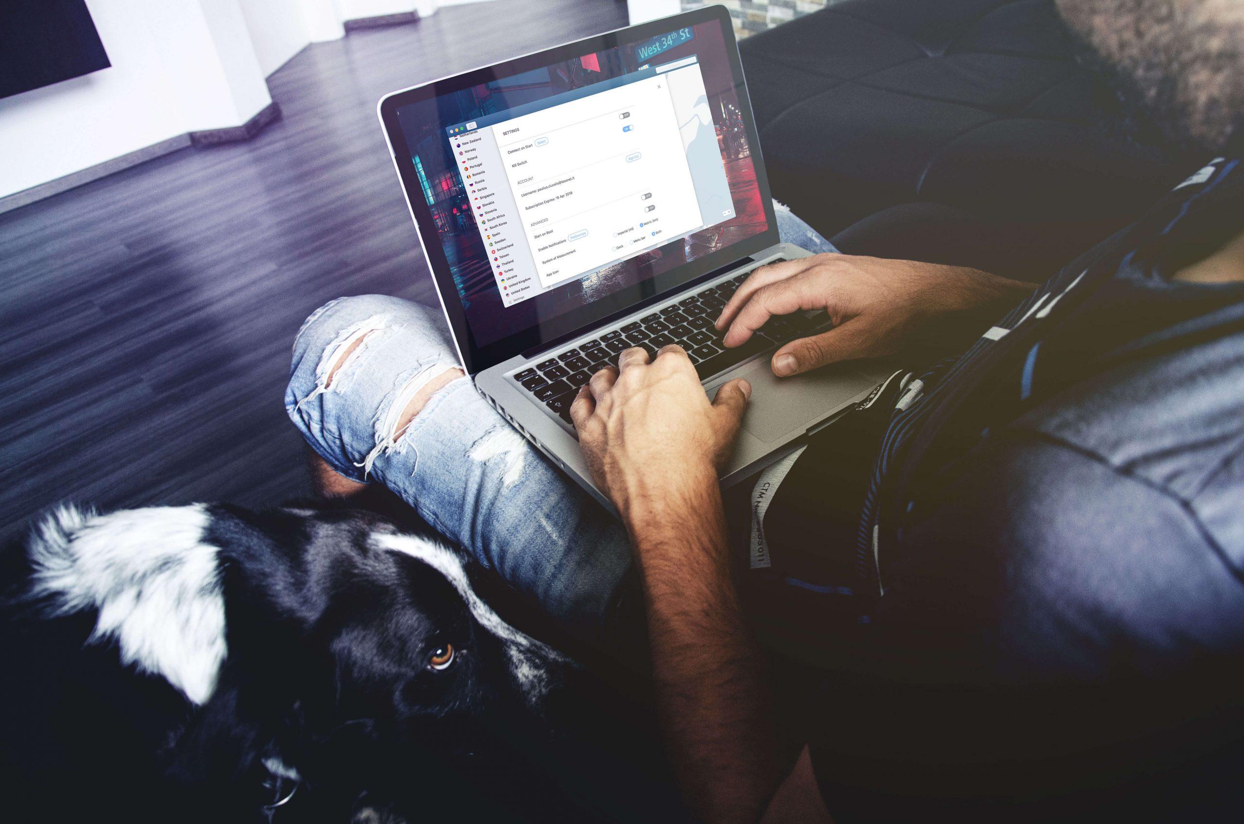 NordVPN | MacBook